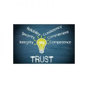 Establish trust through communication